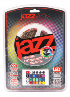 Jazzway Лента PLS-BL4.0 RGB 5050/30 IP65